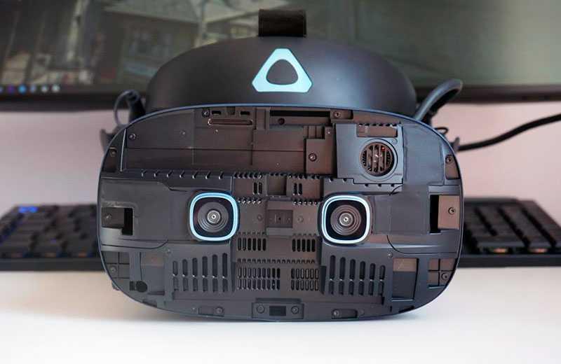 Характеристики HTC Vive Cosmos Elite