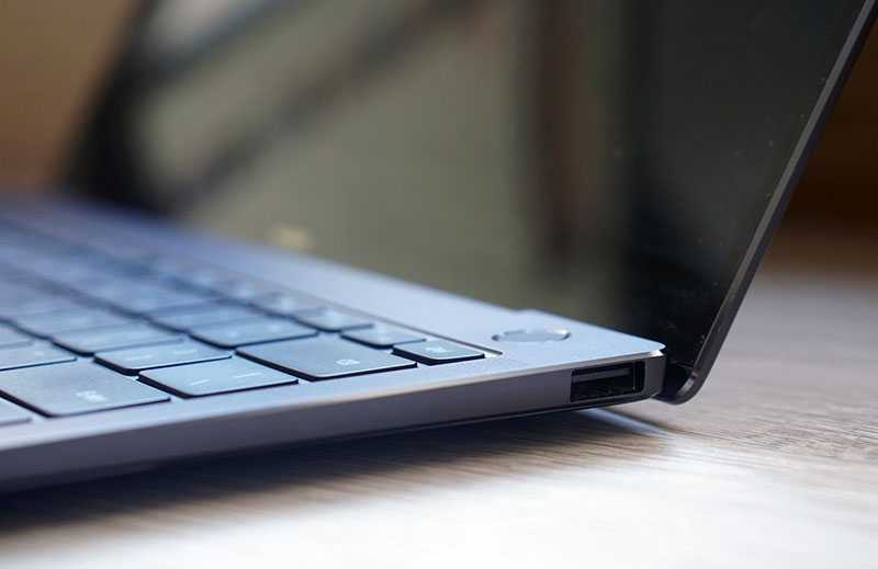MateBook X Pro 2020 дизайн