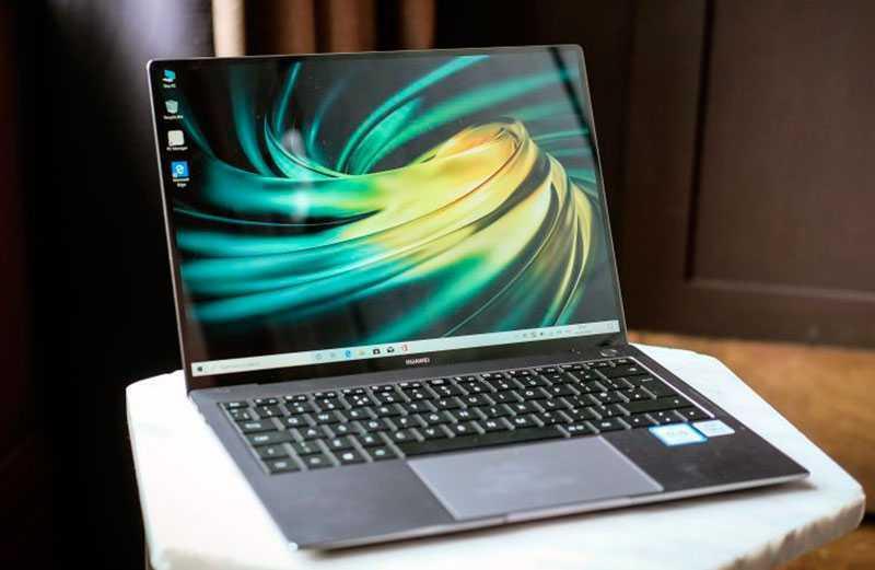MateBook X Pro 2020 экран