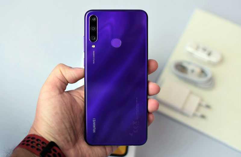 Huawei Y6p (2020) автономность