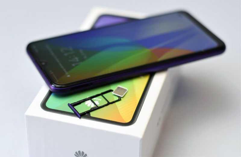 Huawei Y6p (2020) отзывы