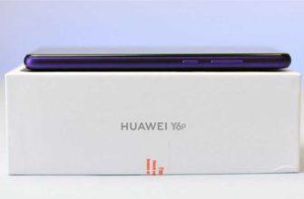 Обзор Huawei Y6p (2020) недорогого смартфона — Отзывы TehnObzor