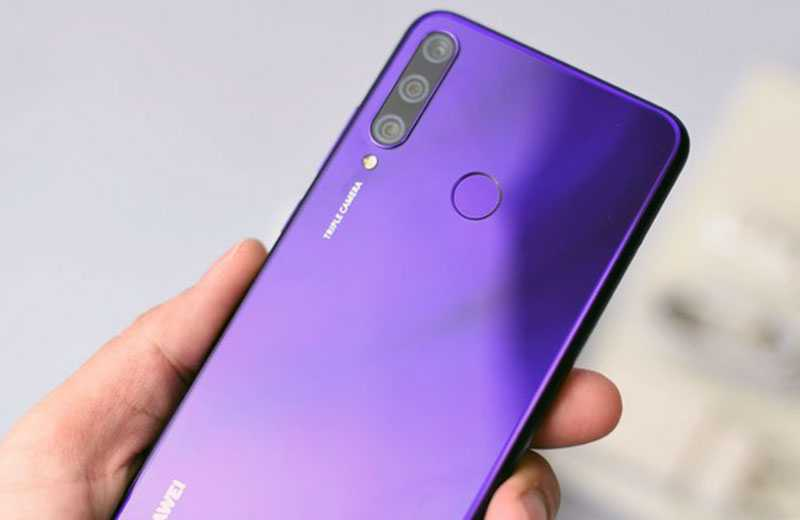Huawei Y6p (2020) камыры