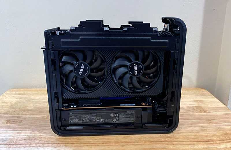 Компьютер Intel NUC 9 Extreme Kit (Ghost Canyon)