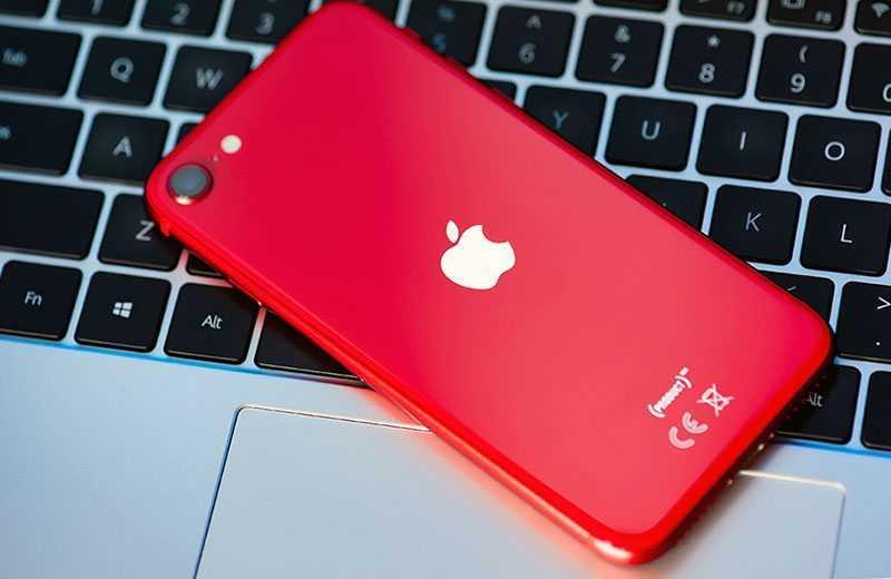 Смартфон iPhone SE 2