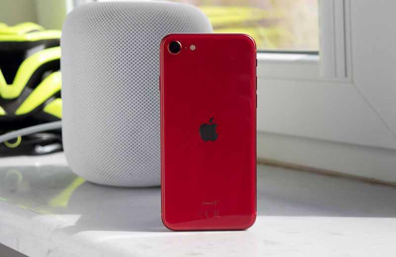 iPhone SE 2 связь