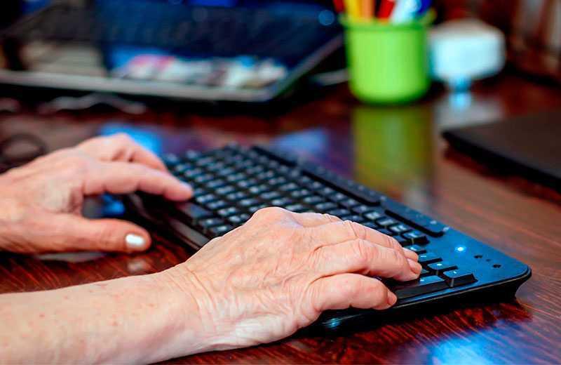Типы клавиатур