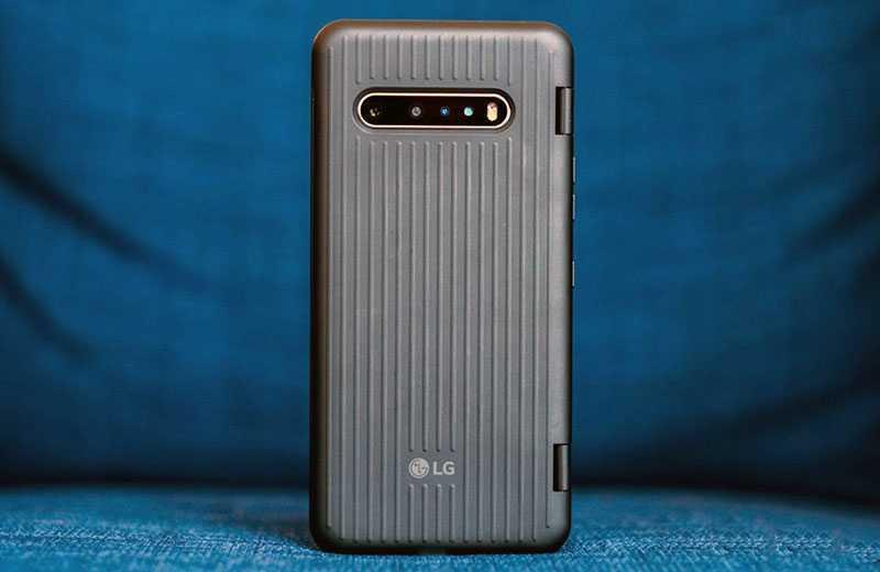 LG V60 ThinQ аксессуар