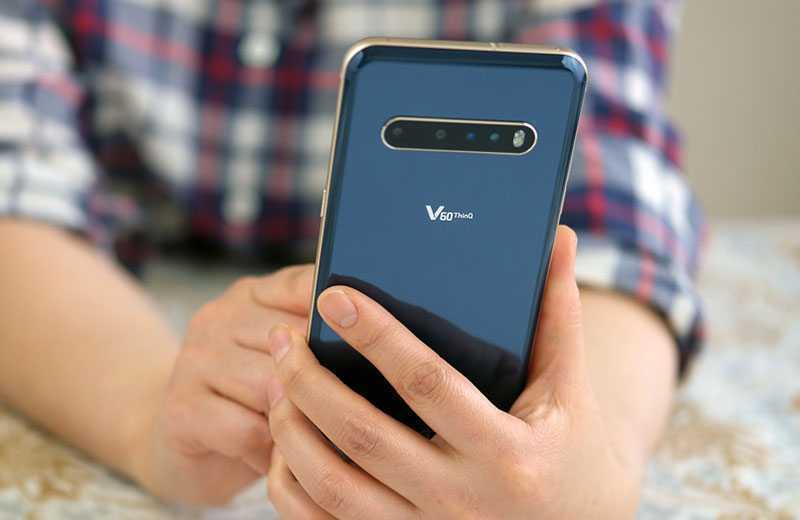 LG V60 ThinQ 5G отзывы