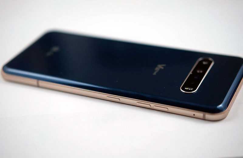 Характеристики LG V60 ThinQ 5G