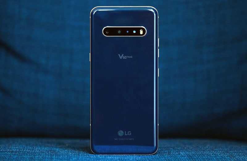 Смартфон LG V60 ThinQ