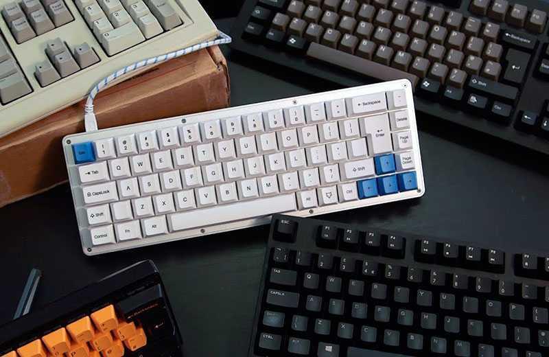 Механические клавиатуры