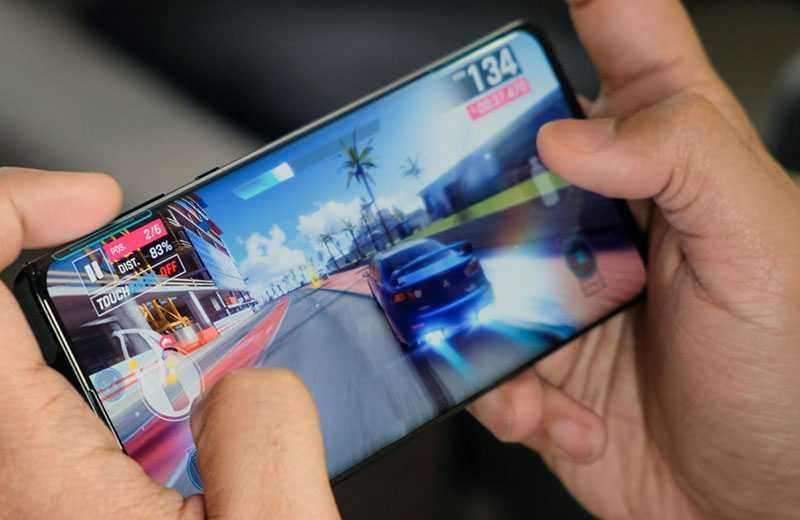Motorola Edge Plus производительность