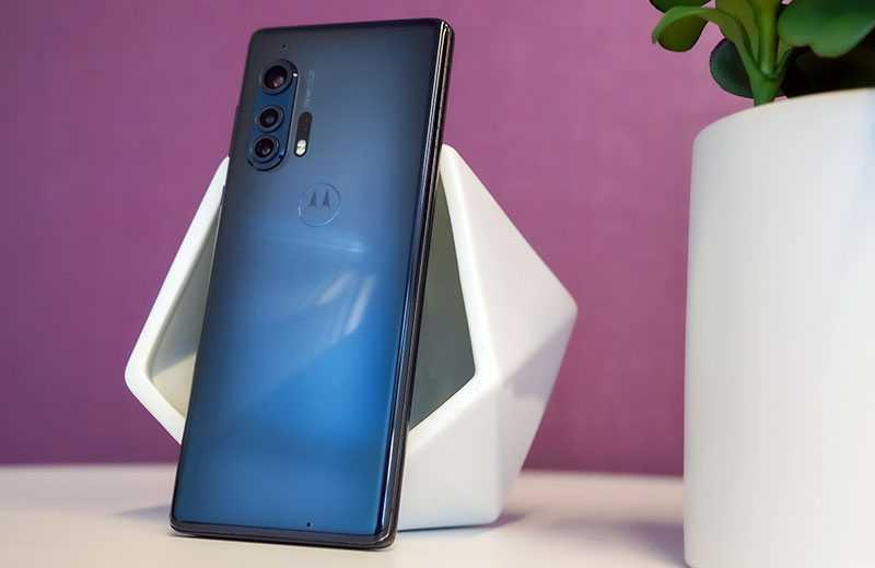 Motorola Edge Plus автономность