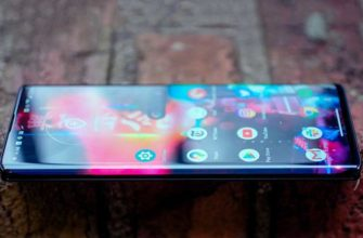 Обзор Motorola Edge Plus: неидеального флагмана — Отзывы TehnObzor