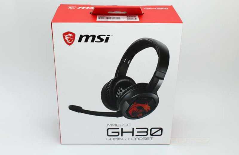 MSI GH30 характеристики