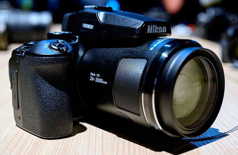 Обзор Nikon P950
