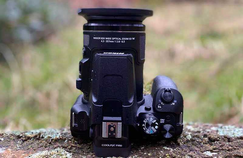 Nikon P950 особенности