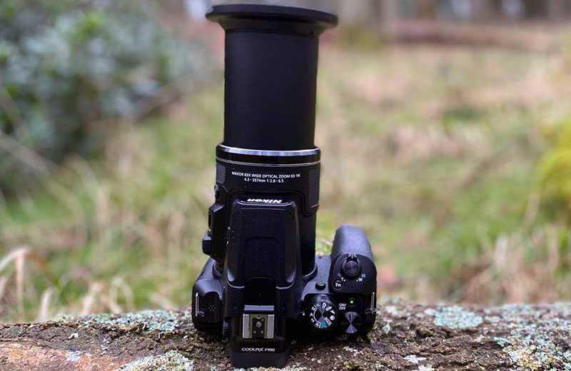 Nikon P950 обзор