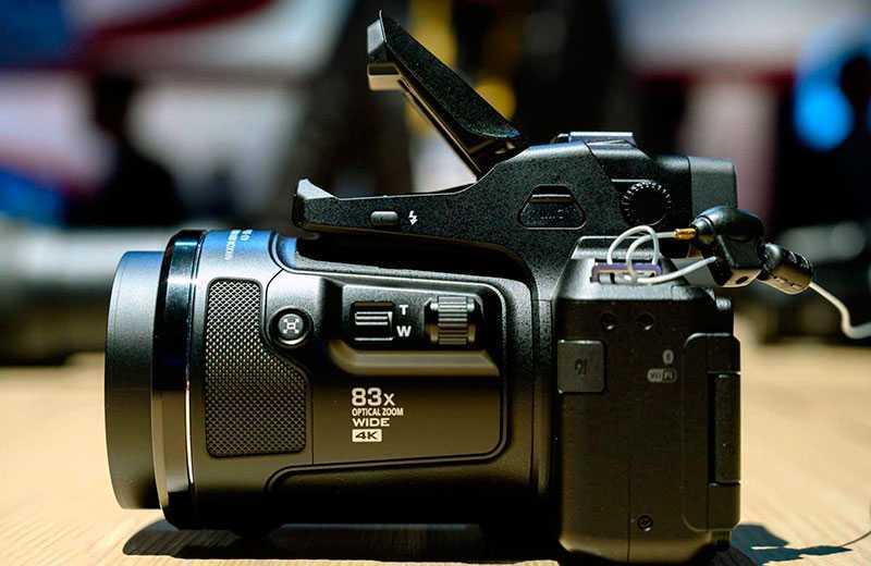 Nikon P950 отзывы