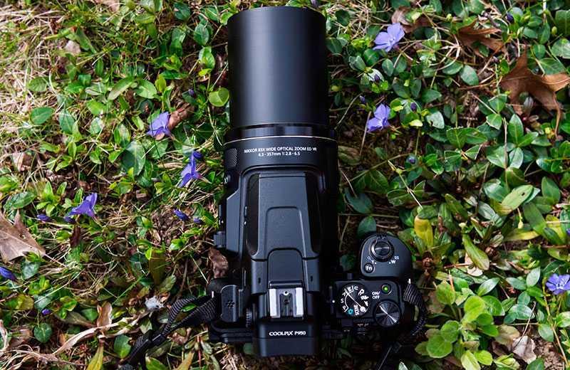 Камера Nikon P950