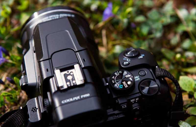 Функции Nikon P950