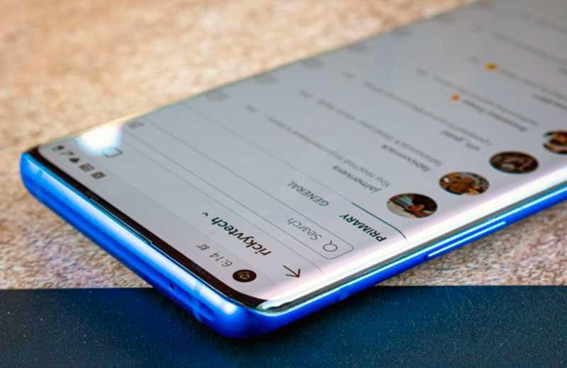 OnePlus 8 Pro экран