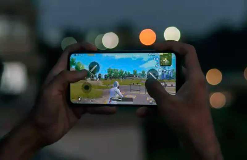 Redmi Note 9 Pro в играх