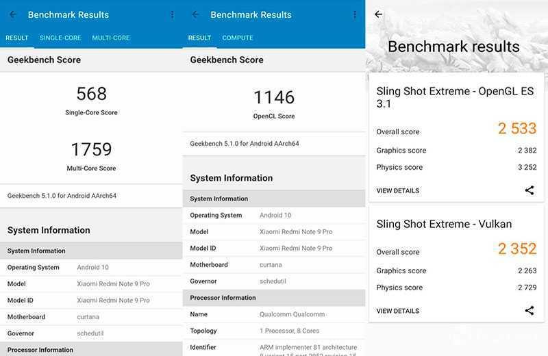 Тест Redmi Note 9 Pro