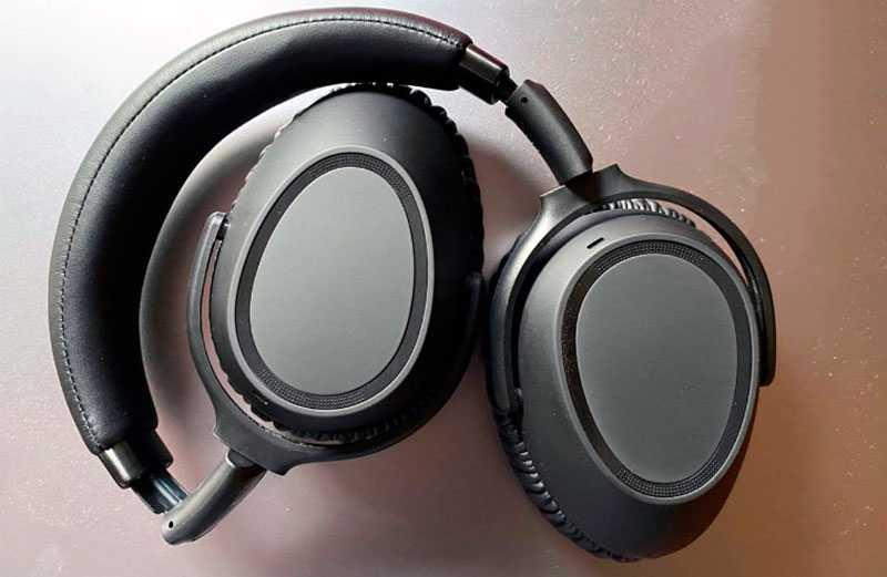 Sennheiser PXC 550-II качество звука
