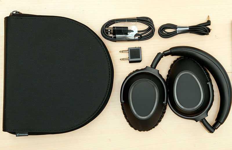 Характеристики Sennheiser PXC 550-II Wireless и цена