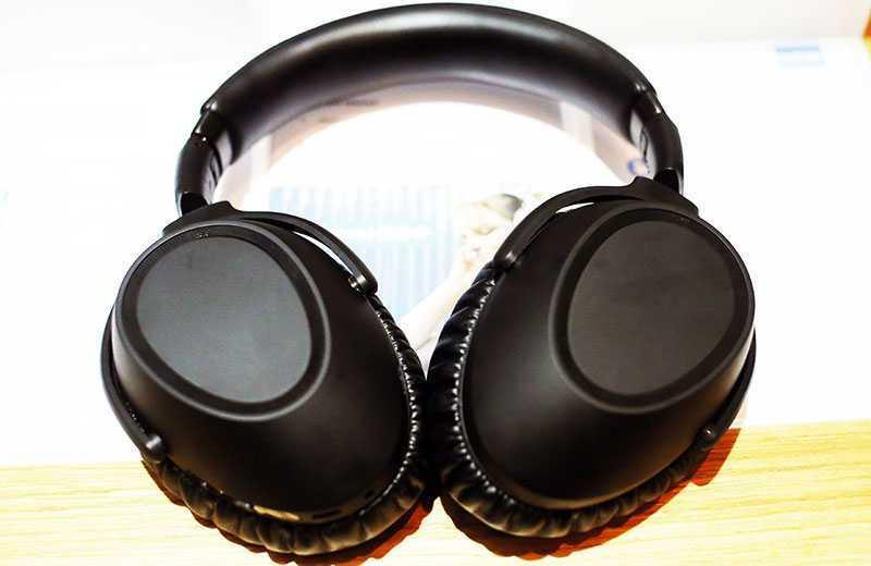 Sennheiser PXC 550-II звук