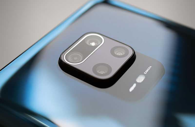 Xiaomi Redmi Note 9S камеры