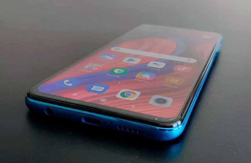 Xiaomi Redmi Note 9S связь