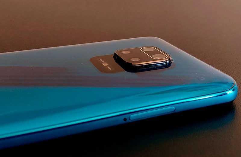 Xiaomi Redmi Note 9S автономность