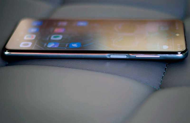 Xiaomi Redmi Note 9S управление