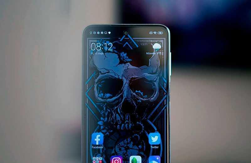 Дисплей Xiaomi Redmi Note 9S