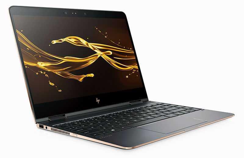 HP Spectre x360 13 – лучший ультрабук 2-в-1