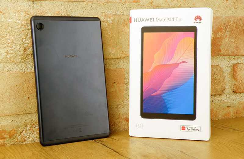 Обзор Huawei MatePad T8 LTE