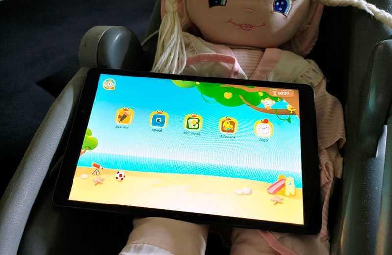 Huawei MatePad T8 детский режим