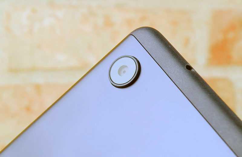 Huawei MatePad T8 камера