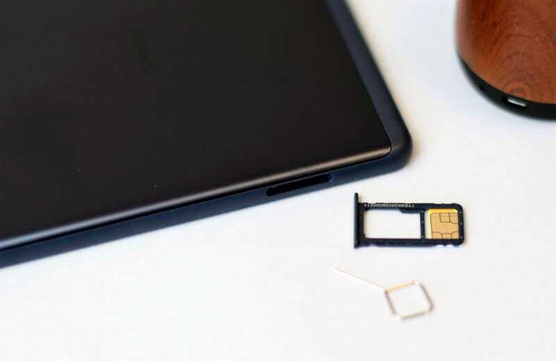 Huawei MatePad T8 связь