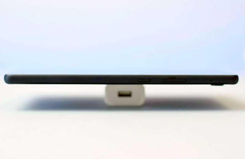 Huawei MatePad T8 автономность