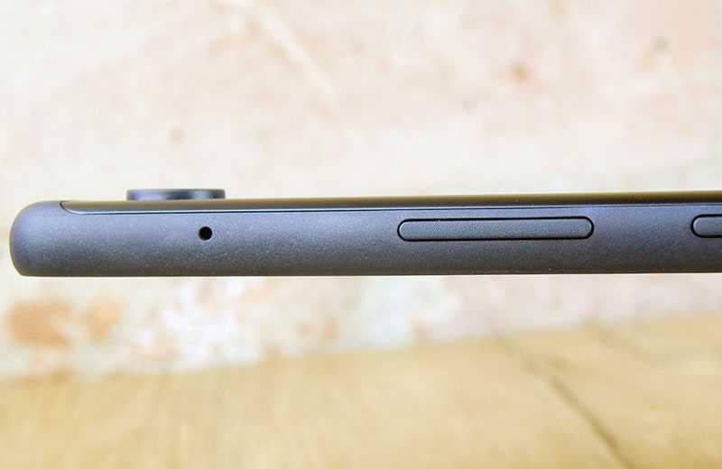 Huawei MatePad T8 LTE кнопки