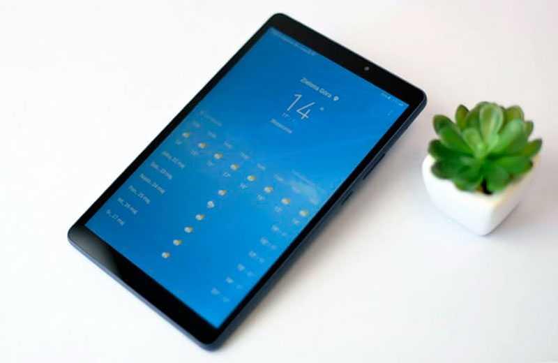 Huawei MatePad T8 дисплей