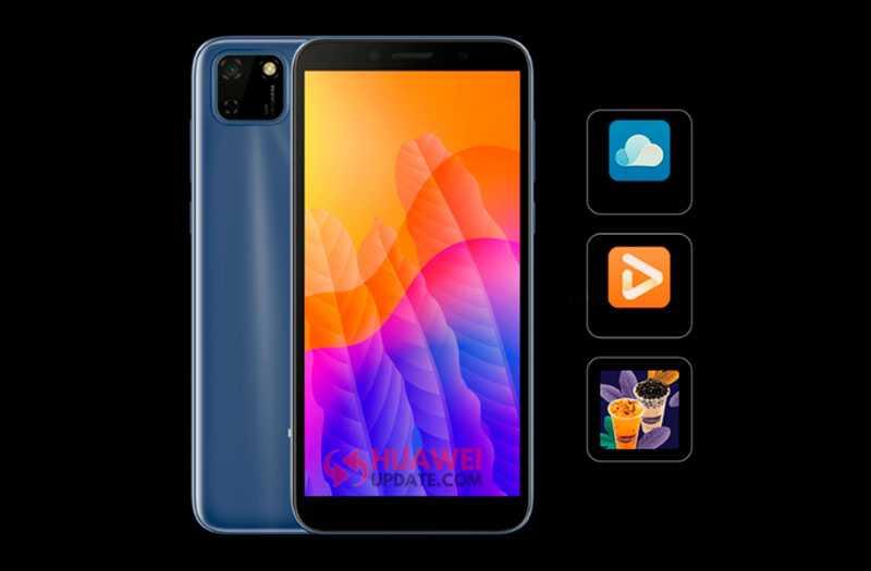 Huawei Y5p ПО