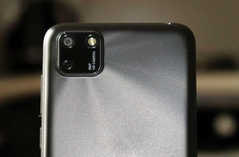 Huawei Y5p камера