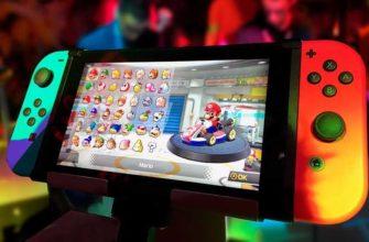 Эксклюзивные и лучшие игры Nintendo Switch — ТОП 10 от TehnObzor
