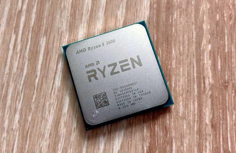 Разгон процессора AMD