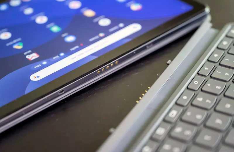 Lenovo Chromebook Duet функции